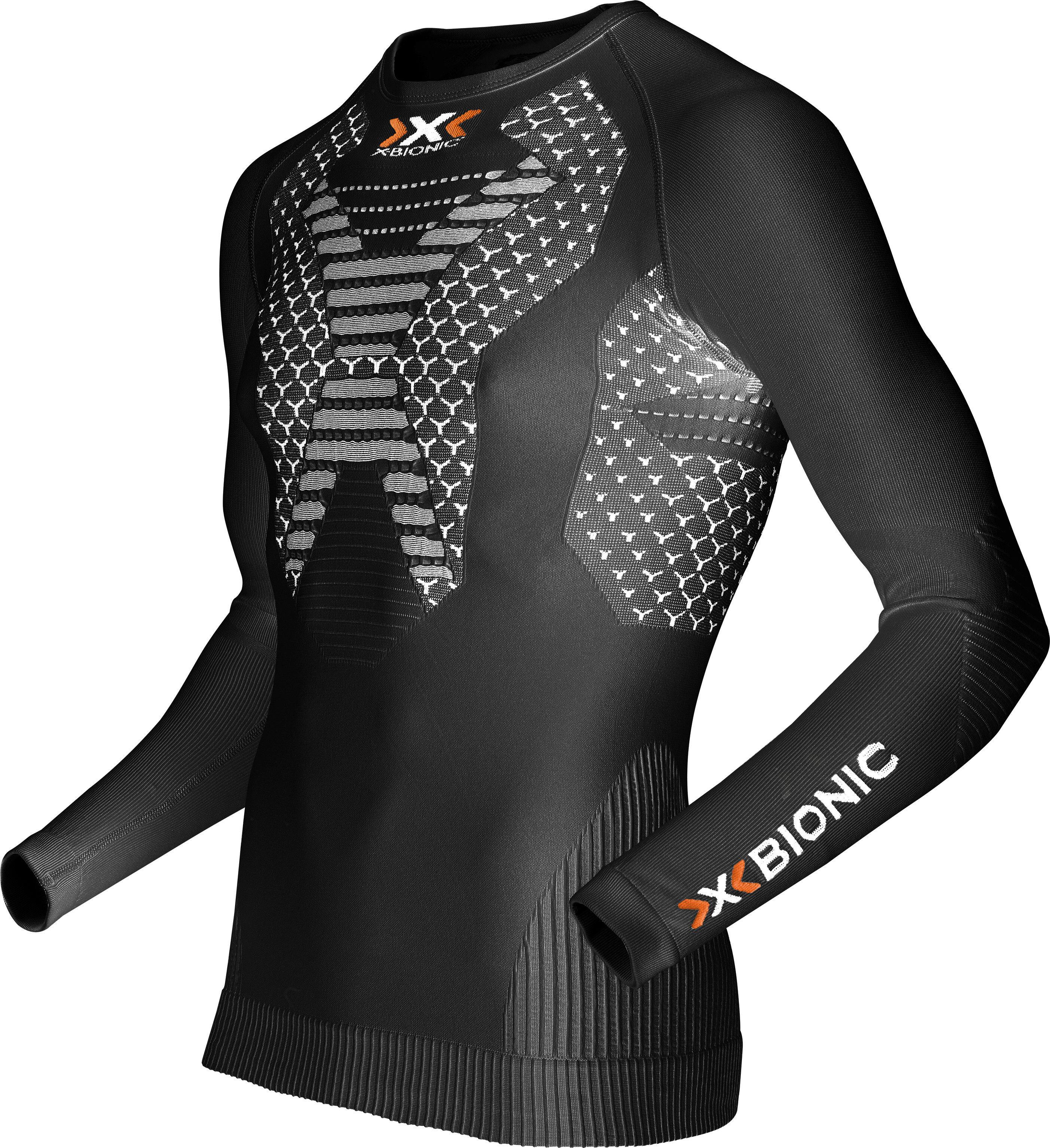 88310b58bca39 X-Bionic Twyce - Camiseta manga larga running Hombre - negro